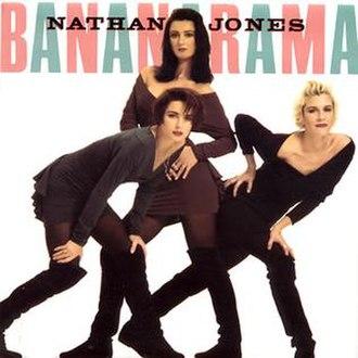 Nathan Jones (song) - Image: Banana nj