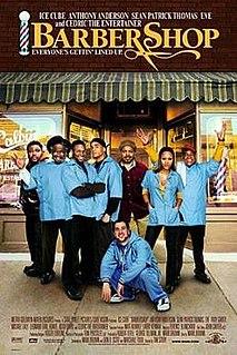<i>Barbershop</i> (film) 2002 film by Tim Story