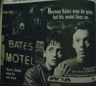 <i>Bates Motel</i> (film) 1987 made-for-television film directed by Richard Rothstein