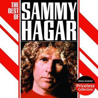 The Best of Sammy Hagar (1999 album) - Image: Bestof Hagar Re