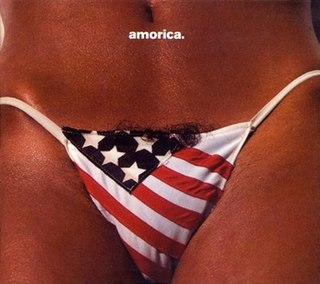 <i>Amorica</i> 1994 studio album by The Black Crowes