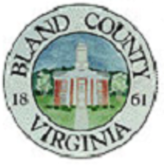 Bland County, Virginia - Image: Blandcountyseal