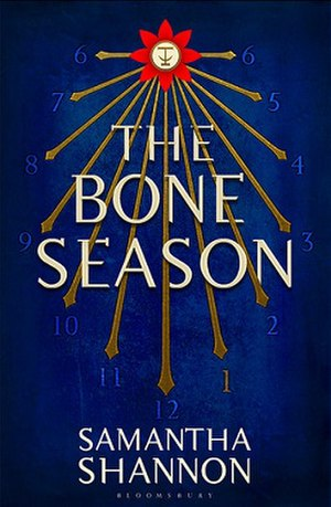 The Bone Season - First edition hardcover
