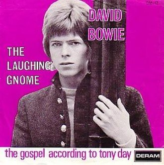 The Laughing Gnome - Image: Bowiegnome