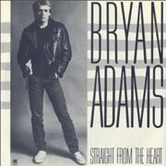 Straight from the Heart (song) - Image: Bryan Adams Straight From The Heart