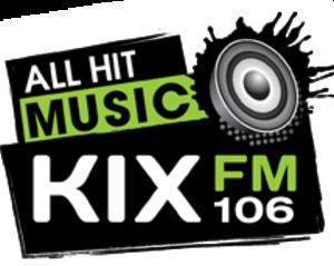 CKKX-FM - Image: CKKX KIXFM106 logo