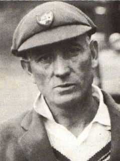Charlie Parker (cricketer) Cricket player of England.