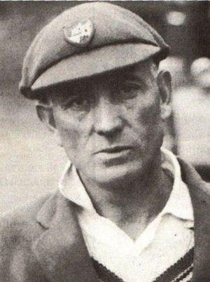 Charlie Parker (cricketer) - Image: CWL Parker Cr Apr 81