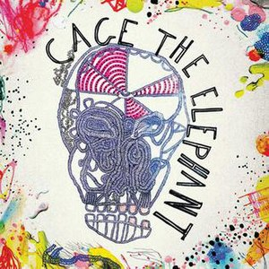 Cage the Elephant (album) - Image: Cage the elephant album
