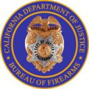 California Bureau of Firearms - Logo of the Bureau of Firearms