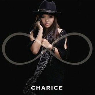 Infinity (Charice album) - Image: Charice Infinity Album cover