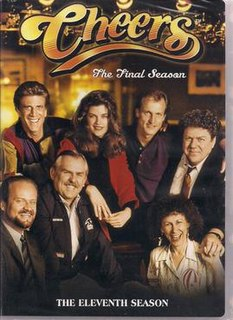 <i>Cheers</i> (season 11) season of television series