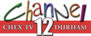 CHEX-TV-2 - Former logo used until October 2016.