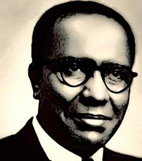 Christian Baëta Ghanaian academic and minister