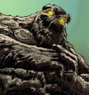 "Clayface - Cassius ""Clay"" Payne as the fifth Clayface."