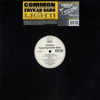 "The Light (Common song) - ""The Light"" remix released on October 31, 2000"