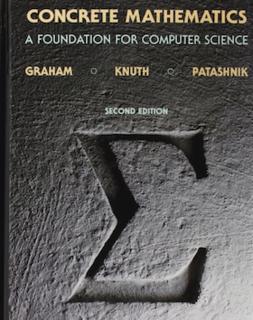 <i>Concrete Mathematics</i> book