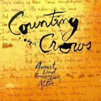 August and Everything After - Image: Counting Crows Augustand Everything After