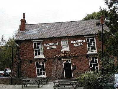 Crooked house dudley