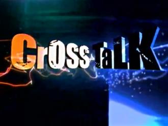 CrossTalk - Title card