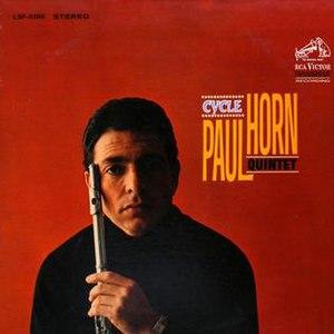 Cycle (Paul Horn album) - Image: Cycle (Paul Horn album)
