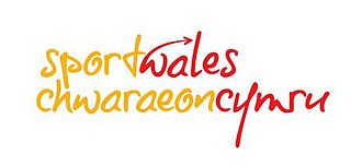 Sport Wales - Image: Cyngor Chwaraeon Cymru logo