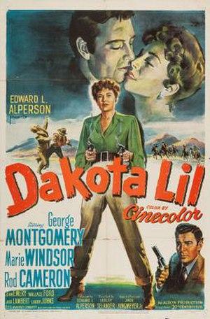 Dakota Lil - Theatrical release poster