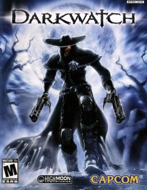 Darkwatch - North American cover art