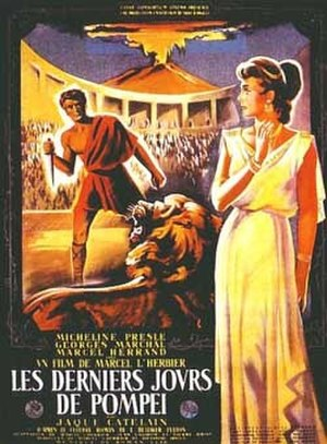 The Last Days of Pompeii (1950 film) - Image: Derniers jours de Pompei 1950