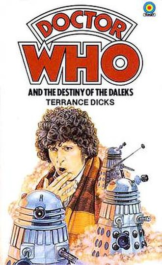 Destiny of the Daleks - Image: Doctor Who and the Destiny of the Daleks