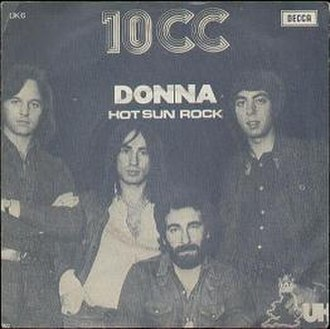 Donna (10cc song) - Image: Donna (10cc song)