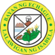 Official seal of Echague