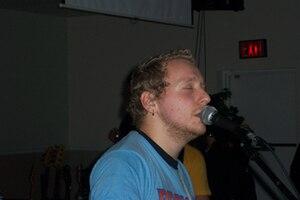 Edison Glass - Joshua Silverberg, in 2005