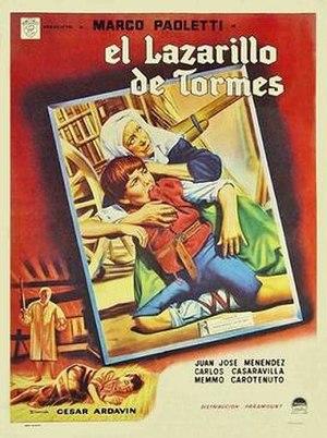 El Lazarillo de Tormes - Image: El Lazarillo de Tormes