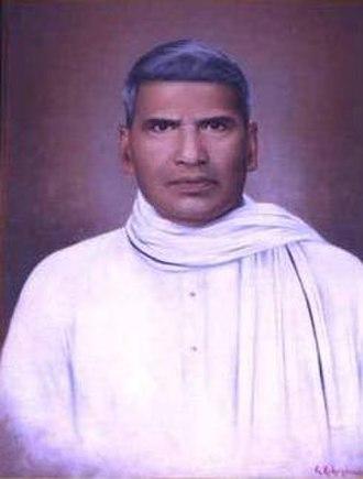 Elamkulam Kunjan Pillai - A portrait of Elamkulam P. N. Kunjan Pillai