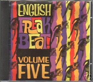 <i>English Freakbeat, Volume 5</i> compilation album