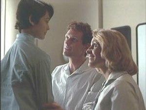 """Examination Day - Scene from """"Examination Day"""""""