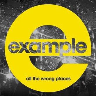 All the Wrong Places (song) - Image: Example All the Wrong Places