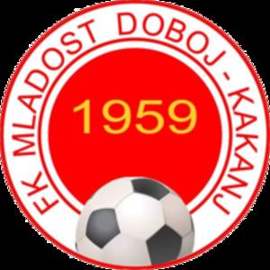 FK Mladost Doboj Kakanj - Image: FK Mladost Doboj Kakanj Logo