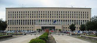 Palazzo della Farnesina - Palazzo della Farnesina