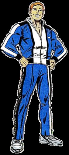 Flash Thompson Marvel character