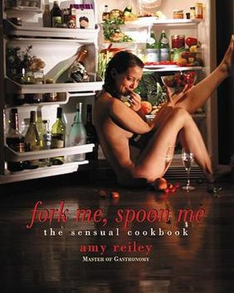 Fork Me, Spoon Me - Fork Me, Spoon Me first edition cover.