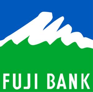 Fuji Bank - The Fuji Bank logo