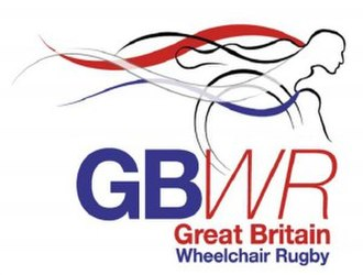 Great Britain national wheelchair rugby team - Image: GB Wheelchair Rugby Logo