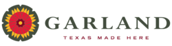 Official logo of Garland, Texas