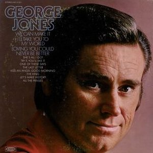 George Jones (We Can Make It) - Image: George Jones George Jones