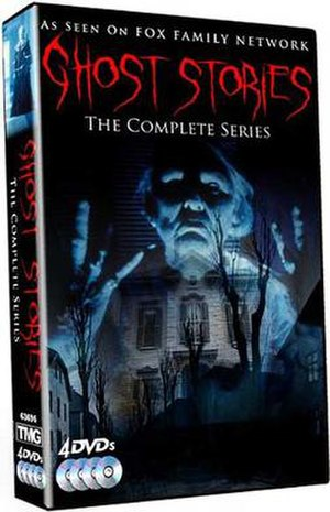 Ghost Stories (1997 TV series) - DVD cover