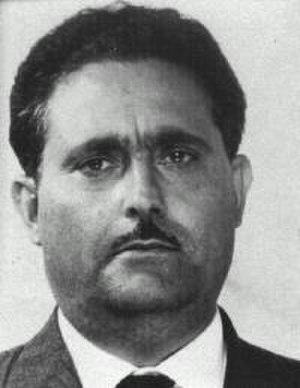 Giuseppe Piromalli (born 1945) - Mugshot of 'Ndrangheta boss Giuseppe Piromalli