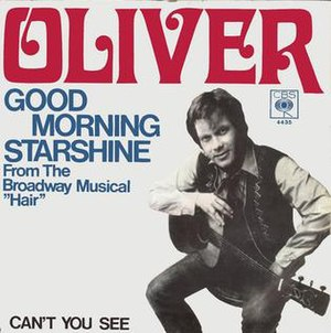Good Morning Starshine - Image: Good Morning Starshine Oliver