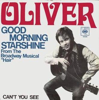 Good Morning Starshine - Image: Good Morning Starshine Oliver